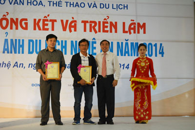 le-trao-giai-cuoc-thi-anh-du-lich-nghe-an-nam-2014