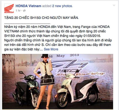 lua-dao-trung-xe-sh-vespa-tren-facebook