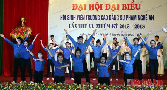 hang-tram-sinh-vien-truong-cao-dang-su-pham-nghe-an-duoc-giai-thuong-sinh-vien-5-tot