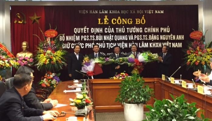 cong-bo-quyet-dinh-bo-nhiem-2-pho-chu-tich-vien-han-lam-khoa-hoc-xa-hoi-viet-nam